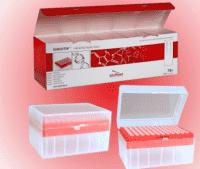 Наконечник OMNITIP 10 мкл, стерильний з фільтром, 96 штук в штативі