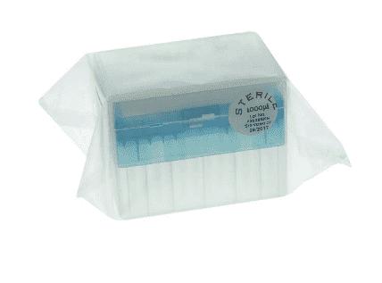 Наконечник OMNITIP 1000 мкл стерильний з фільтром